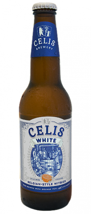 Celis White by Celis Brewery in Texas, United States