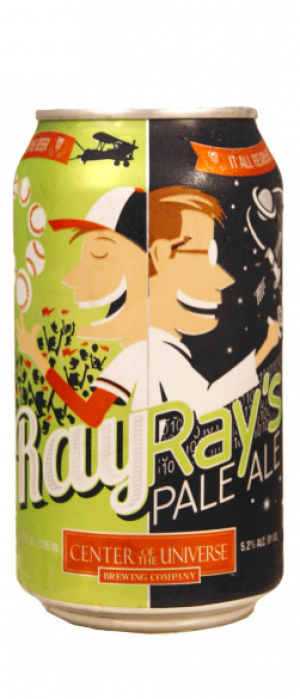 Ray Ray's by Center of the Universe Brewing Co. in Virginia, United States