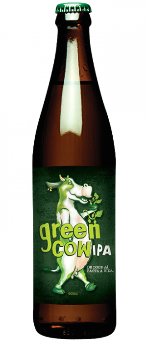 Green Cow IPA by Cervejaria Seasons in Rio Grande do Sul, Brazil