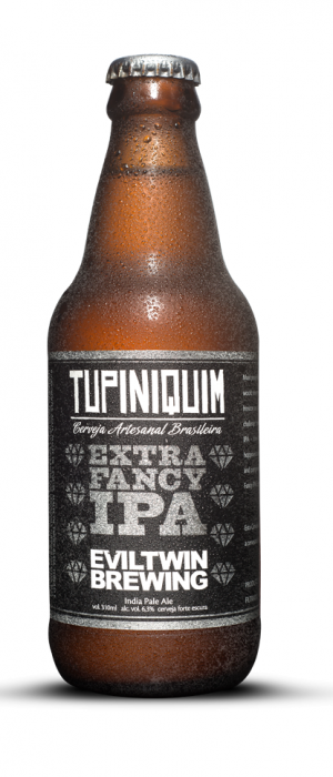 Extra Fancy IPA by Cervejaria Tupiniquim in Rio Grande do Sul, Brazil