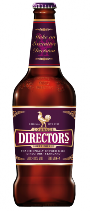 Courage Directors by Charles Wells Brewery in Bedfordshire - England, United Kingdom