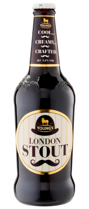 Young's London Stout by Charles Wells Brewery in Bedfordshire - England, United Kingdom