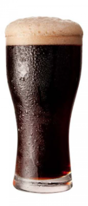 Black Hole XXX Stout by Chelsea Craft Brewing Company in New York, United States