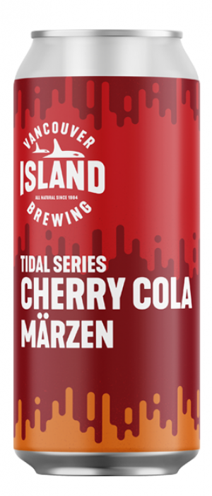 Cherry Cola Marzen by Vancouver Island Brewing in British Columbia, Canada