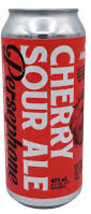Cherry Sour Ale by Persephone Brewing Company in British Columbia, Canada