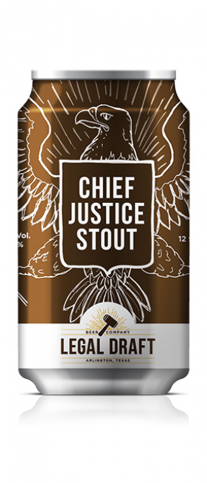 Chief Justice by Legal Draft Beer Co. in Texas, United States