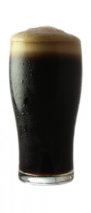Of Chimpanzees Coffee Porter by Ordnance Brewing in Oregon, United States