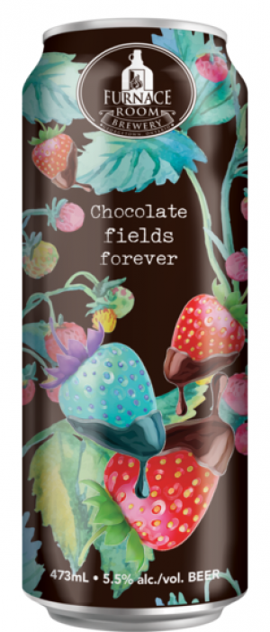 Chocolate Fields Forever by Furnace Room Brewery in Ontario, Canada