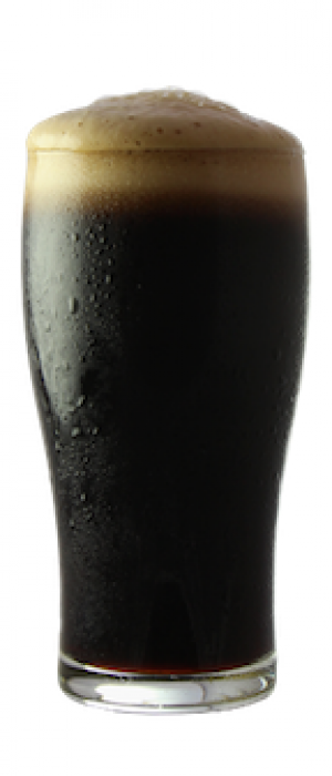 Chocolate Porter by Paddy's Barbecue & Brewery in Alberta, Canada