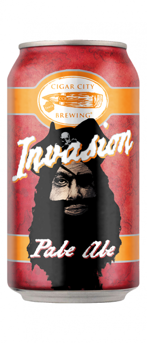 Invasion by Cigar City Brewing Company in Florida, United States