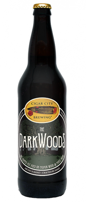 The Dark Woods 2016 by Cigar City Brewing Company in Florida, United States