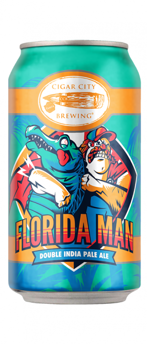 Florida Man by Cigar City Brewing Company in Florida, United States