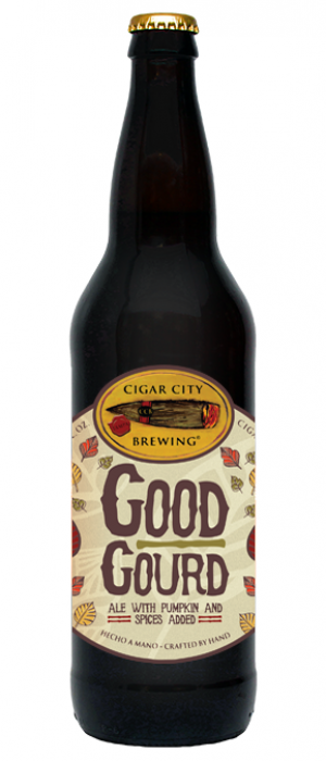 Good Gourd by Cigar City Brewing Company in Florida, United States