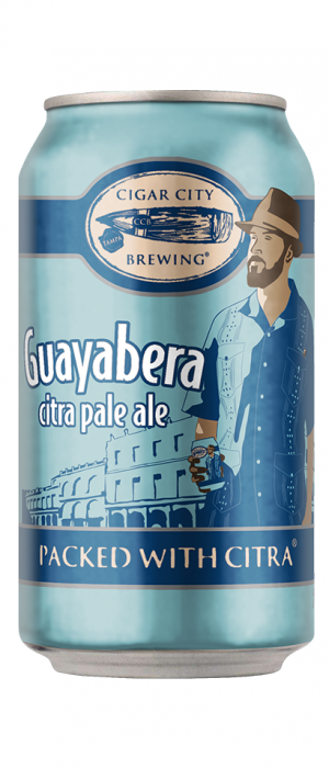 Guayabera by Cigar City Brewing Company in Florida, United States