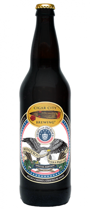 Homefront by Cigar City Brewing Company in Florida, United States