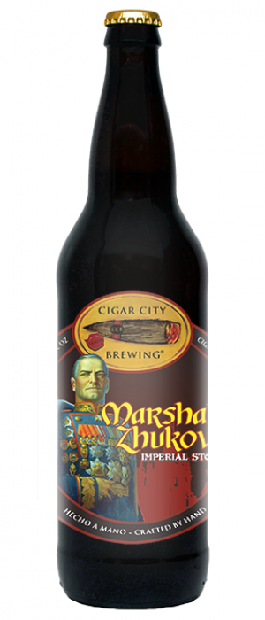Marshal Zhukov's by Cigar City Brewing Company in Florida, United States