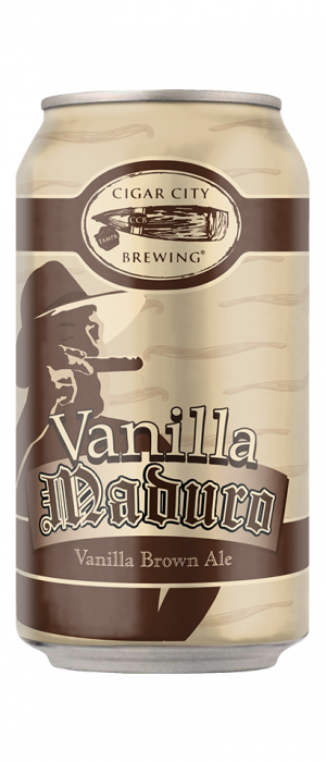 Vanilla Maduro by Cigar City Brewing Company in Florida, United States