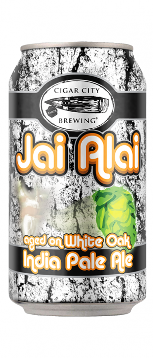 White Oak Jai Alai by Cigar City Brewing Company in Florida, United States