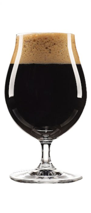 The Wicklow Stout by Citizen Brewing Company in Alberta, Canada