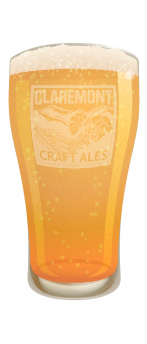 Grapefruit IPA by Claremont Craft Ales in California, United States