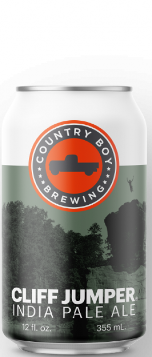 Cliff Jumper by Country Boy Brewing in Kentucky, United States