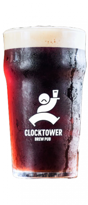 Clocktower Red by Clocktower Brew Pub in Ontario, Canada