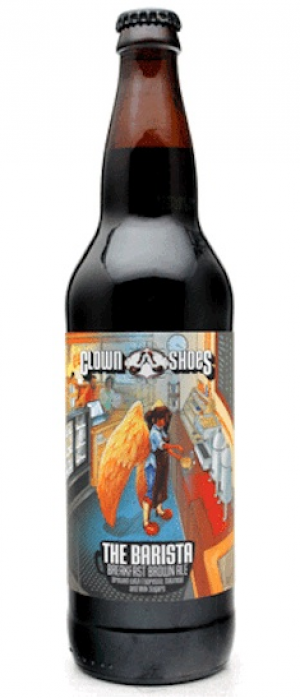 The Barista by Clown Shoes Beer in Massachusetts, United States