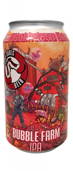 Bubble Farm IPA by Clown Shoes Beer in Massachusetts, United States