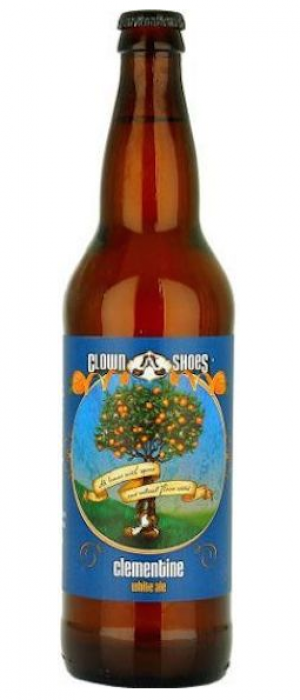 Clementine Witbier