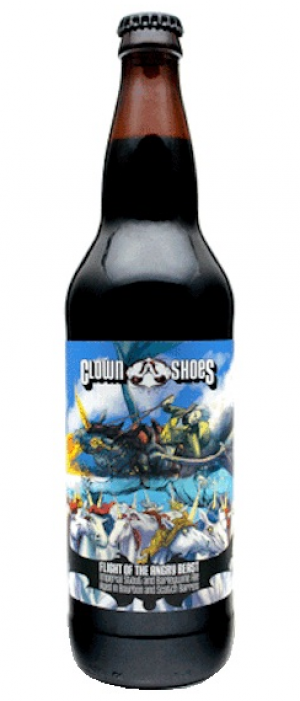 Flight of the Angry Beast by Clown Shoes Beer in Massachusetts, United States