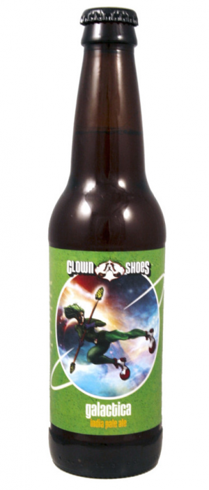 Galactica by Clown Shoes Beer in Massachusetts, United States