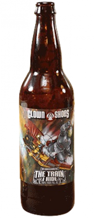 The Train I Ride by Clown Shoes Beer in Massachusetts, United States