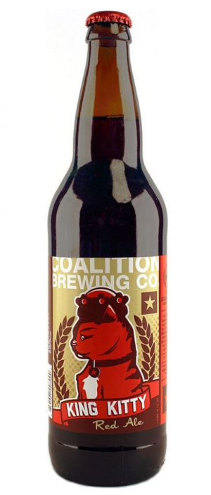 King Kitty Red Ale