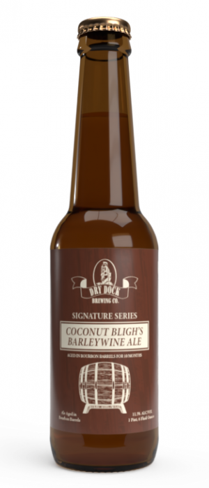 Coconut Bligh's Barleywine by Dry Dock Brewing Company in Colorado, United States