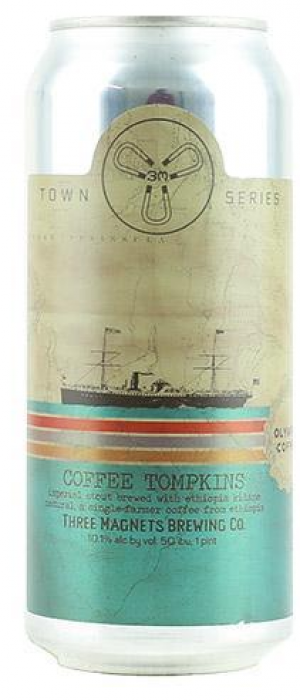 Coffee Tompkins by Three Magnets Brewing in Washington, United States