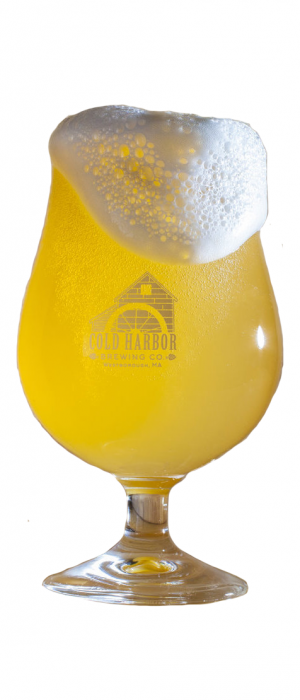 Salty Kay's Peaches by Cold Harbor Brewing Company in Massachusetts, United States