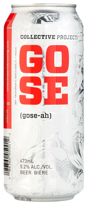 Gose by Collective Arts Brewing in Ontario, Canada