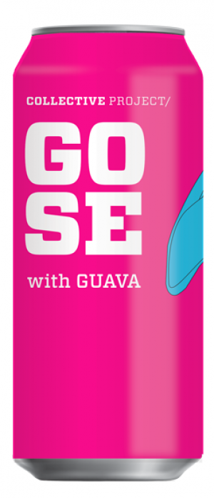 Guava Gose by Collective Arts Brewing in Ontario, Canada