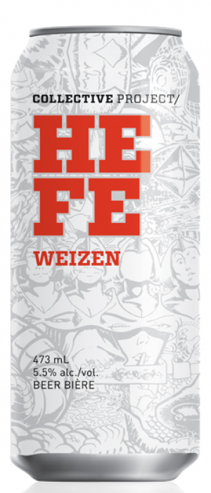 Collective Project Hefeweizen