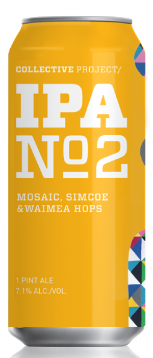 IPA 2 by Collective Arts Brewing in Ontario, Canada