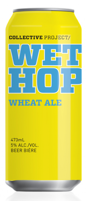 Collective Project Wet Hop Wheat