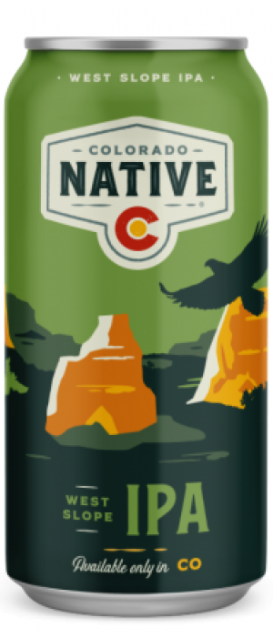 Colorado Native West Slope IPA by Molson Coors in Colorado, United States