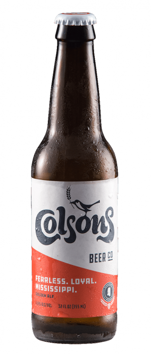 Colsons Original by Colsons Beer Co. in Mississippi, United States