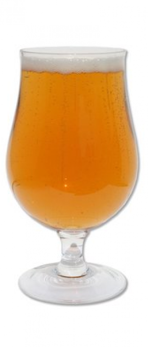 TBD Peach Sour by Columbus Brewing Company in Ohio, United States