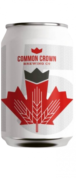 Heritage Select 150 by Common Crown Brewing Co. in Alberta, Canada