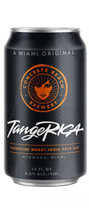 TangeRica by Concrete Beach Brewery in Florida, United States