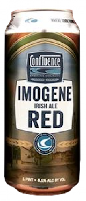 Imogene Red by Confluence Brewing Company in Iowa, United States