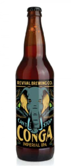Conga by Revival Brewery in Rhode Island, United States