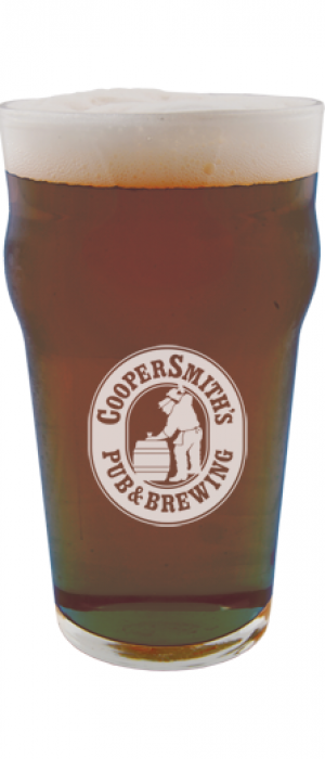 Dirty Blonde Ale by CooperSmith's Pub & Brewing in Colorado, United States