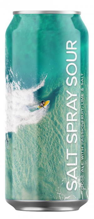 Salt Spray Sour by Coronado Brewing Company in California, United States